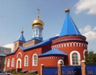 """Храм в честь иконы Богородицы """"Знамение"""""""