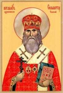 Священномученик Сильвестр (Ольшевский), Омский, архиепископ