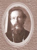 Протоиерей Ксенофонт Дюков. Фотография из архива его родственников